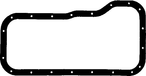 Joint de carter d'huile GLASER X02252-01 (X1)
