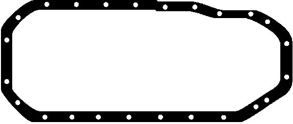 Joint de carter d'huile GLASER X02643-01 (X1)