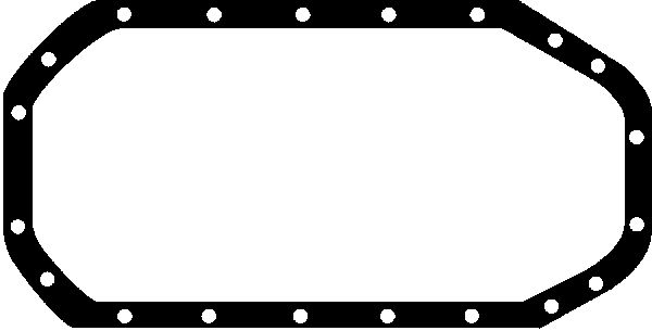 Joint de carter d'huile GLASER X03370-01 (X1)