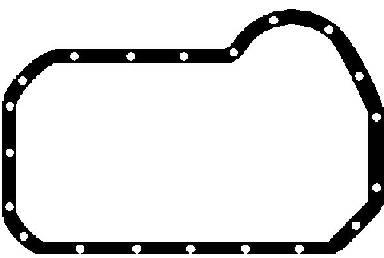 Joint de carter d'huile GLASER X04116-01 (X1)