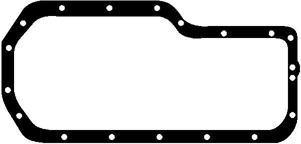 Joint de carter d'huile GLASER X05060-01 (X1)