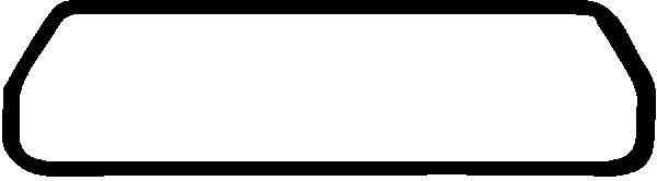 Joint de cache culbuteurs GLASER X05725-01 (X1)