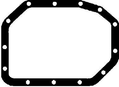 Joint de carter d'huile GLASER X07129-01 (X1)