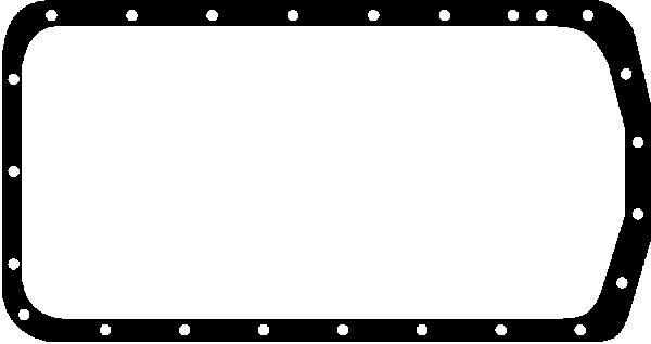 Joint de carter d'huile GLASER X07793-01 (X1)
