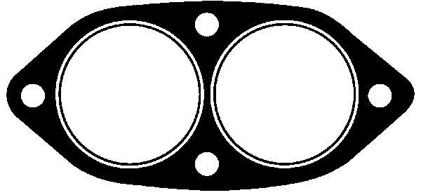 Joint d'echappement GLASER X51028-01 (X1)