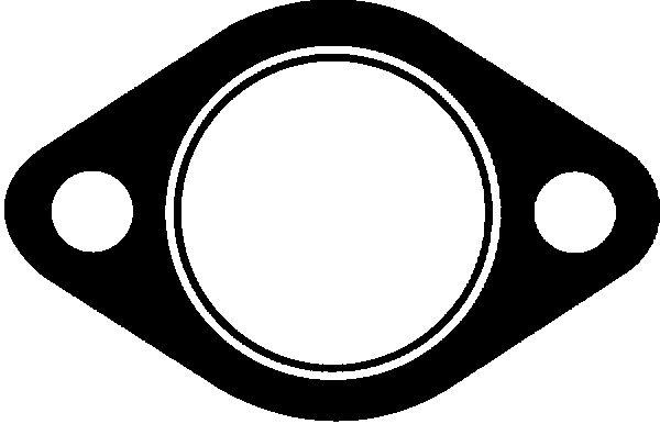 Joint de collecteur d'echappement GLASER X51158-01 (X1)