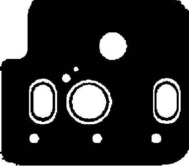 Joint de collecteur d'echappement GLASER X51973-01 (X1)