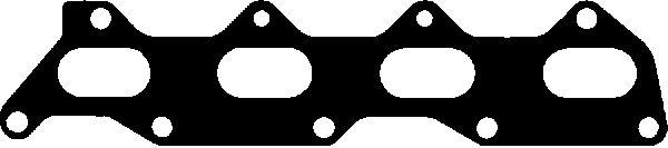 Joint de collecteur d'echappement GLASER X52864-01 (X1)