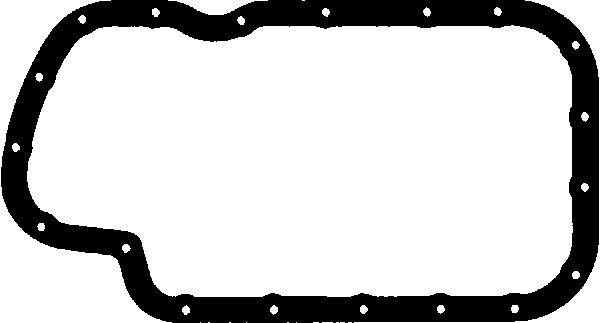 Joint de carter d'huile GLASER X54035-01 (X1)