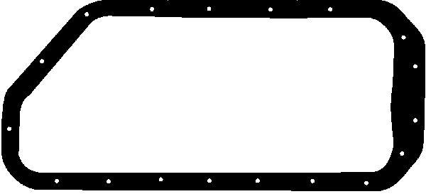 Joint de carter d'huile GLASER X54065-01 (X1)