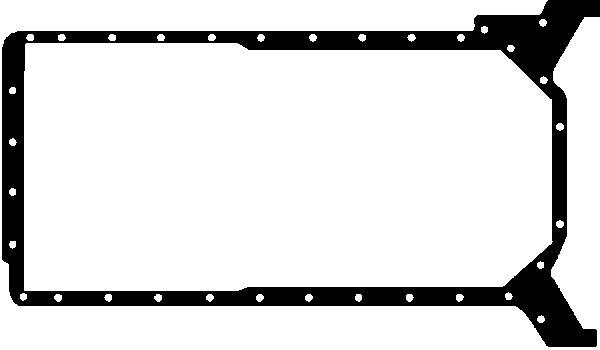 Joint de carter d'huile GLASER X54082-01 (X1)