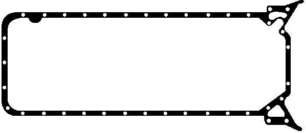 Joint de carter d'huile GLASER X54088-01 (X1)