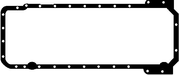 Joint de carter d'huile GLASER X54095-01 (X1)