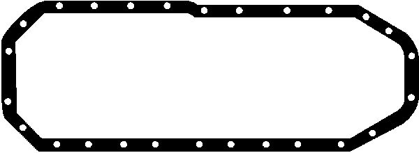 Joint de carter d'huile GLASER X54130-01 (X1)
