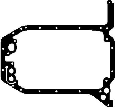 Joint de carter d'huile GLASER X54440-01 (X1)