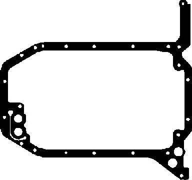 Joint de carter d'huile GLASER X54441-01 (X1)