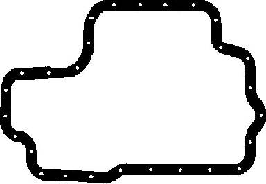 Joint de carter d'huile GLASER X54466-01 (X1)