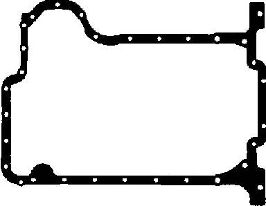 Joint de carter d'huile GLASER X54467-01 (X1)