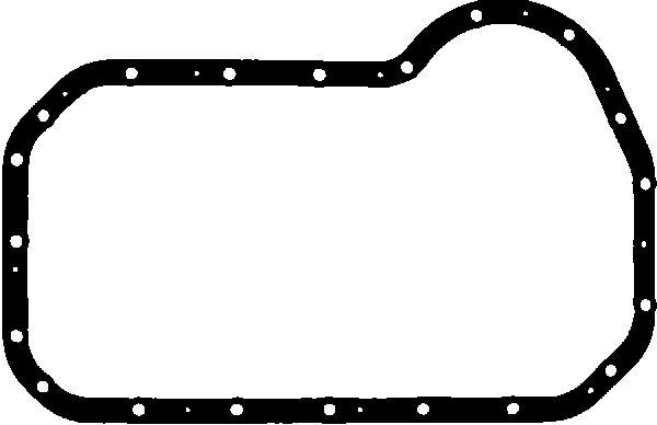 Joint de carter d'huile GLASER X54624-01 (X1)
