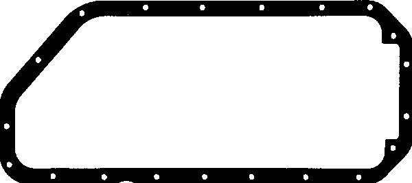 Joint de carter d'huile GLASER X54718-01 (X1)