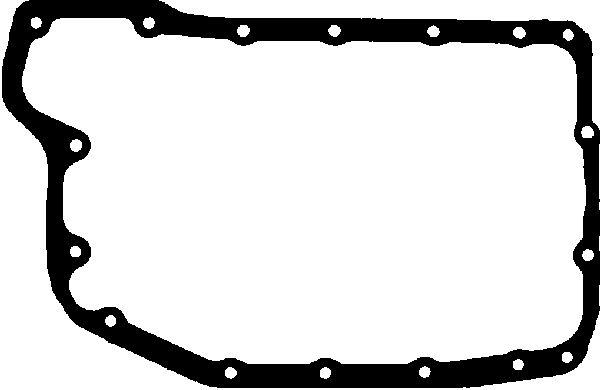 Joint de carter d'huile GLASER X54808-01 (X1)