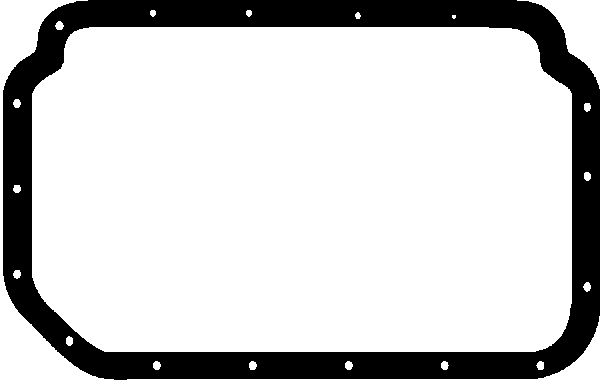 Joint de carter d'huile GLASER X58824-01 (X1)