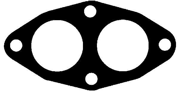 Joint d'echappement GLASER X81775-01 (X1)