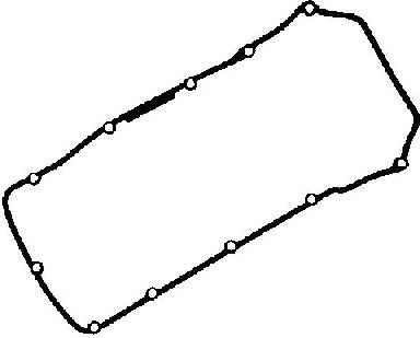 Joint de cache culbuteurs GLASER X83108-01 (X1)
