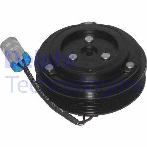 Embrayage magnétique DELPHI 0165002/0 (X1)