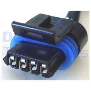 Capteur de pression (Filtre a particule) DELPHI 6407-616 (X1)