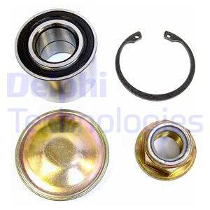 Roulement de roue DELPHI BK1186 (X1)