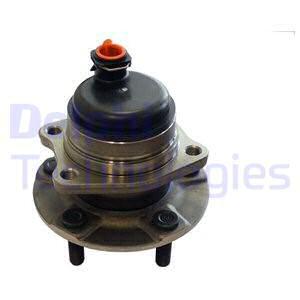 Roulement de roue DELPHI BK1655 (X1)