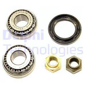 Roulement de roue DELPHI BK636 (X1)