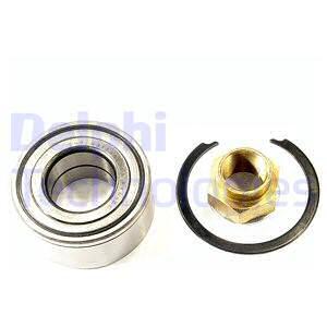 Roulement roue avant DELPHI BK731 (X1)