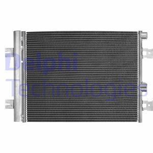 Condenseur / Radiateur de climatisation DELPHI CF20139 (X1)