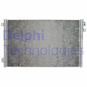 Condenseur / Radiateur de climatisation DELPHI CF20254 (X1)
