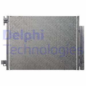 Condenseur / Radiateur de climatisation DELPHI CF20292 (X1)