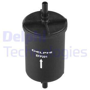 Filtre a carburant DELPHI EFP201 (X1)