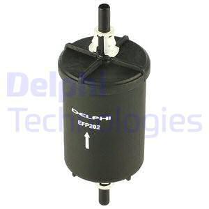 Filtre a carburant DELPHI EFP202 (X1)