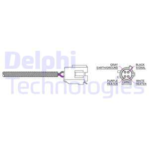 Sonde lambda DELPHI ES20045-12B1 (X1)