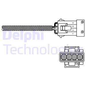 Sonde lambda DELPHI ES20255-12B1 (X1)
