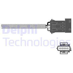 Sonde lambda DELPHI ES20337-12B1 (X1)