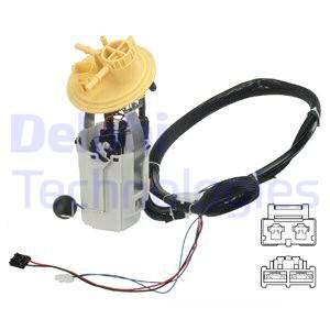 Module d'alimentation en carburant DELPHI FG1251-12B1 (X1)