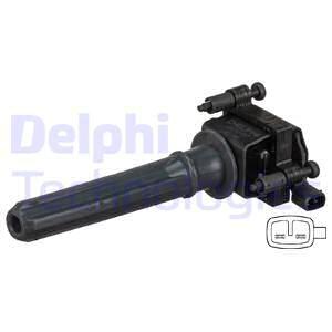 Bobine d'allumage DELPHI GN10187-12B1 (X1)