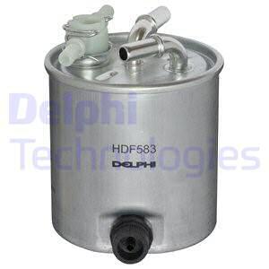 Filtre a carburant DELPHI HDF583 (X1)