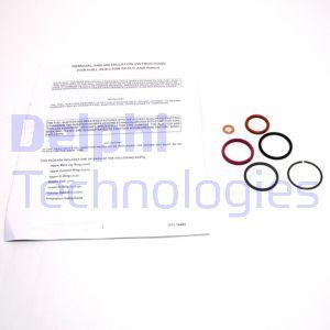 Joint d'injecteur DELPHI HTP109 (X1)