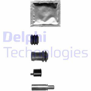 Jeu de douilles de guidage d'étrier de frein DELPHI KS1016 (X1)
