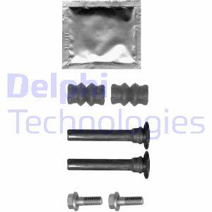 Jeu de douilles de guidage d'étrier de frein DELPHI KS1018 (X1)