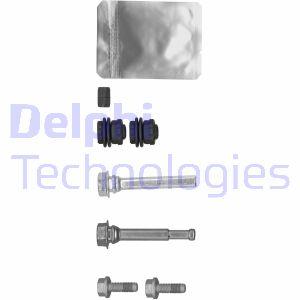 Jeu de douilles de guidage d'étrier de frein DELPHI KS1075 (X1)