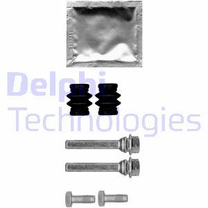 Jeu de douilles de guidage d'étrier de frein DELPHI KS1089 (X1)